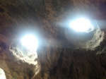 Vanaden Cave Trail - Holes Up Above