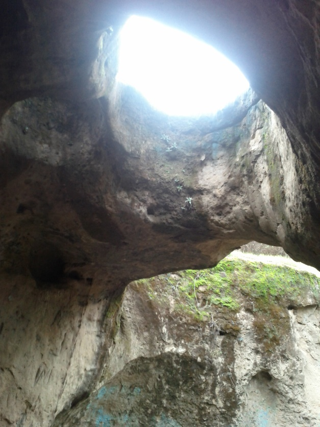 Vanaden Cave Trail - Sky View